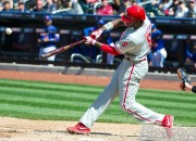 Philadelphia Phillies vs New York Mets Baseball